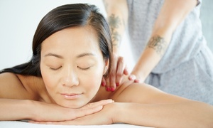 Touch By Water: 60-Minute Swedish or Hot-Stone Massage, or 90-Minute Swedish Massage at Touch By Water (Up to 46% Off)