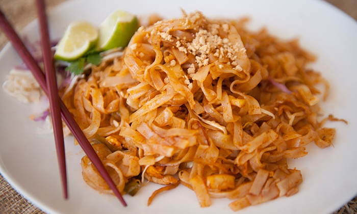 Surin of Thailand - Bearden: $20 for $40 Worth of Thai Food at Surin of Thailand