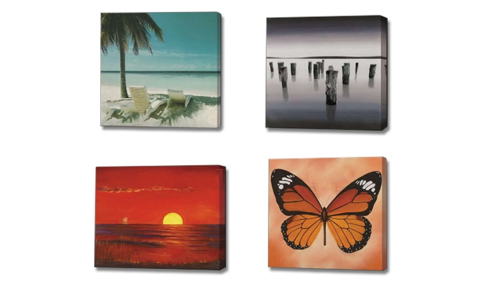 """Frame Art Canada - Markham: One or Three 10""""x10"""" Photo-to-Canvas Prints at Frame Art Canada (Up to 66% Off)"""