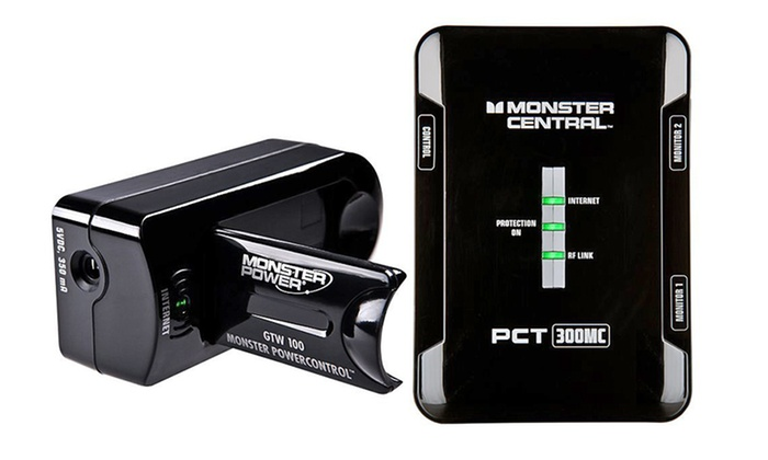 Monster Cable Power Control Kit Groupon Goods
