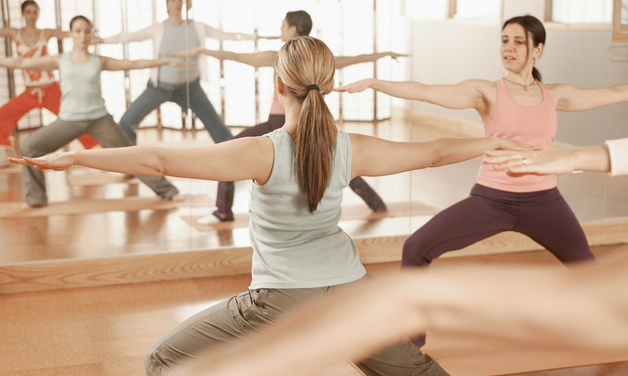 Leveled Fitness - Toronto (GTA): 5 or 10 Yoga Classes at Leveled Fitness (Up to 85% Off)