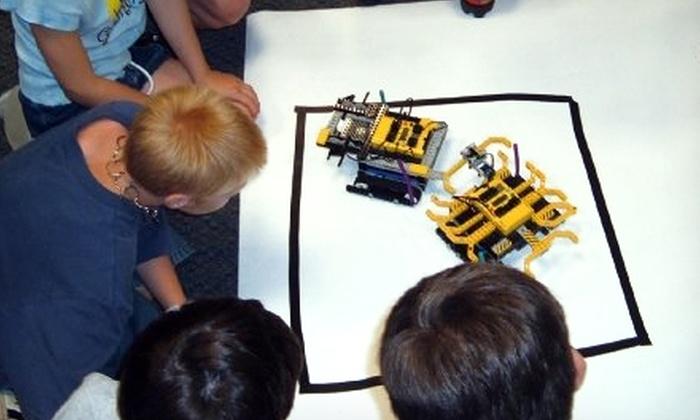 Instant Robotics - Highland Park: Robotics for Kids Summer Camp with Optional Digital Movie Studio for Kids Camp from Instant Robotics (Up to 58% Off)