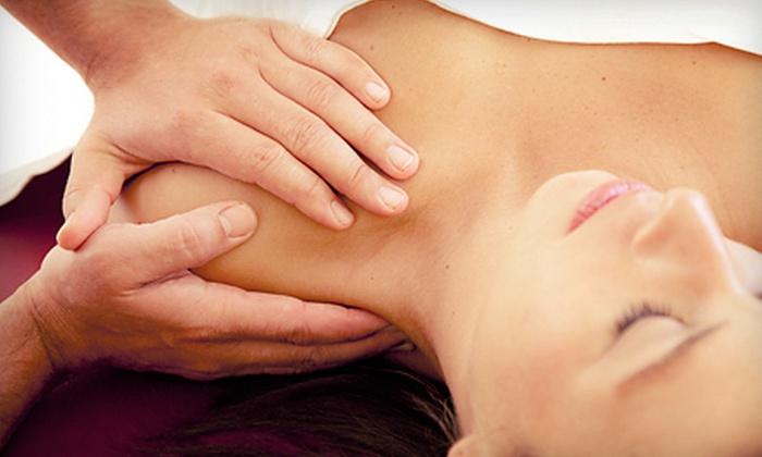 Chakra Spa - Mid-City West: 55-Minute Swedish Massage or Chakra-Balancing and Healing Package at Chakra Spa (Up to 81% Off)