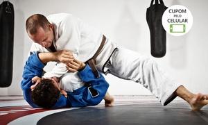 Open Fitness: Open Fitness – Jardim América: 1, 3 ou 6 meses de jiu-jítsu