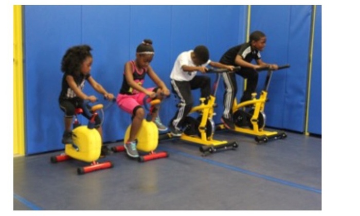 Ready Set Go Children Only Fitness - Westchester County: One Week of Afterschool Childcare and Activities from Ready Set Go Children Only Fitness (33% Off)
