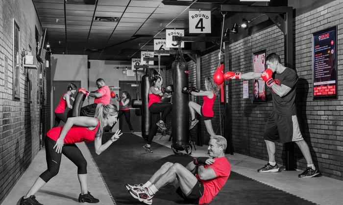 9 Round Kickboxing - Rancho Santa Margarita: $29 for $75 Worth of Boxing Lessons — 9 Round Kickboxing