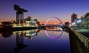 Glasgow Stay With Breakfast