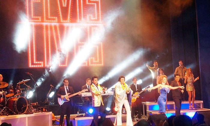 """Elvis Lives"" - Rosemont Theatre: ""Elvis Lives!"" on Saturday, January 30, at 7:30 p.m."