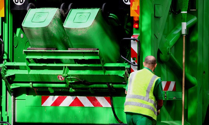 Go Trash - Vancouver: Household, Single-Item, or Construction Trash Removal from Go Trash (Up to 68% Off)