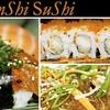 57% Off at Tenshi Sushi and Japanese Noodle
