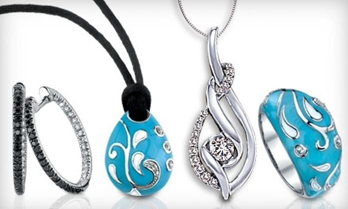 Hurst Fine Diamonds - Multiple Locations: $50 for $100 Worth of Jewelry at Hurst Fine Diamonds
