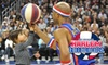 Up to 46% Off One Globetrotters Ticket