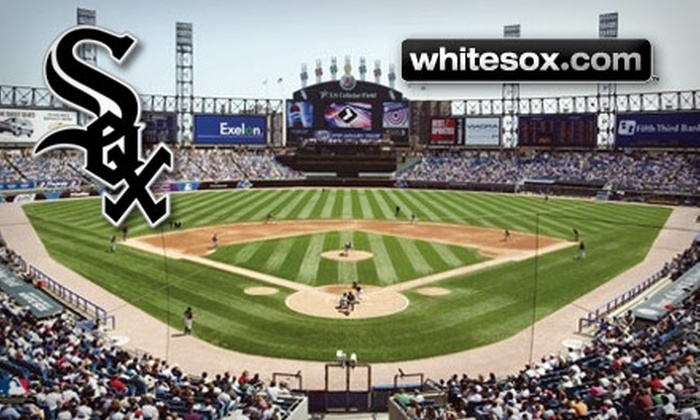 Chicago White Sox - Armour Square: Lower Reserved Ticket and a Two-Hour Patio Party with Buffet and Drinks at a Chicago White Sox Game. Choose from Eight Dates.