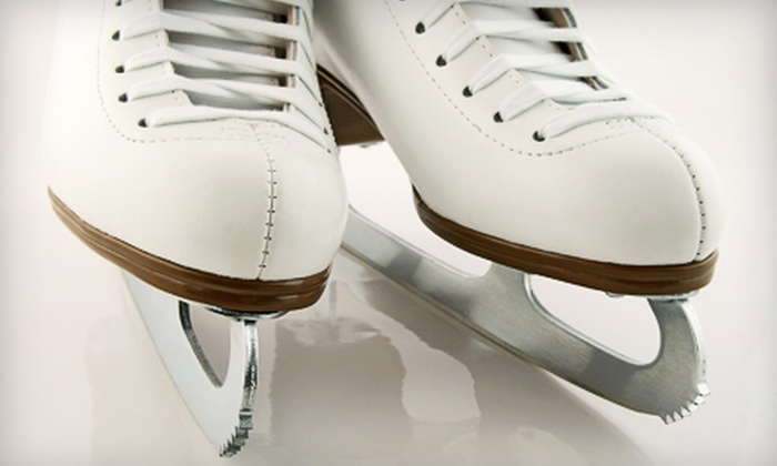 Newington Arena - Newington: $10 for Admission and Skate Rental for Two at Newington Arena (Up to $20 Value)