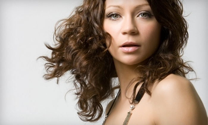 Eyma Salon and Spa - Bethesda: $25 for $50 Worth of Hair and Skin Services at Eyma Salon and Spa in Bethesda