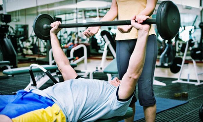 Go-Mango Fitness Equipment Ltd. - Fairview: $45 for Fitness Equipment Plus Two Personal Training Sessions from Go-Mango Fitness Equipment Ltd. ($219.95 Value)
