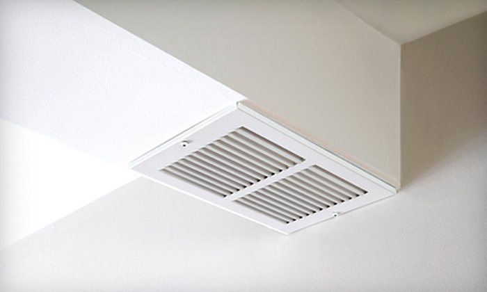 GreenAirCare - Skokie: Comprehensive Supply-Vent and Dryer-Vent Cleaning with HVAC Camera Inspection and Optional AC Condenser Wash from GreenAirCare (74% Off)