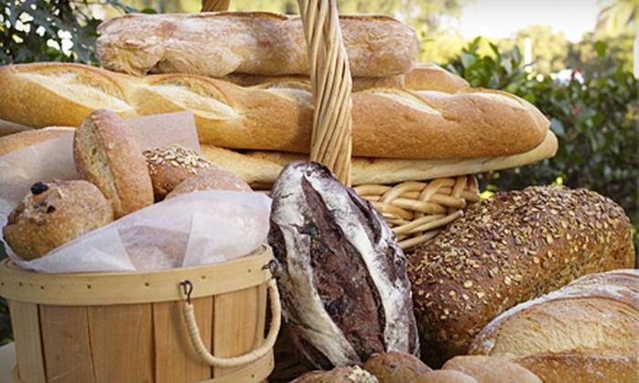 Old School Bakery - Delray Beach: Fresh-Baked Breads at Old School Bakery in Delray Beach