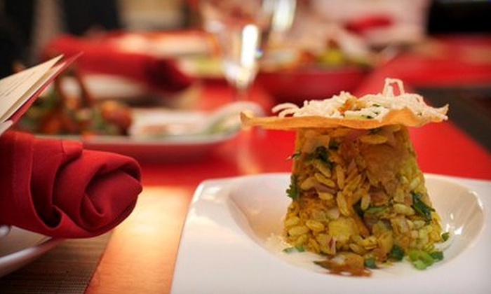 Mumbai Chopstix - Boston: $15 for $30 Worth of Indian-Chinese Fusion Cuisine at Mumbai Chopstix