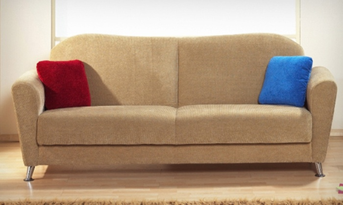 R & R Pro Steam Cleaning - Campbell No. 2: $59 for Upholstery Cleaning from R & R Pro Steam Cleaning ($129 Value)