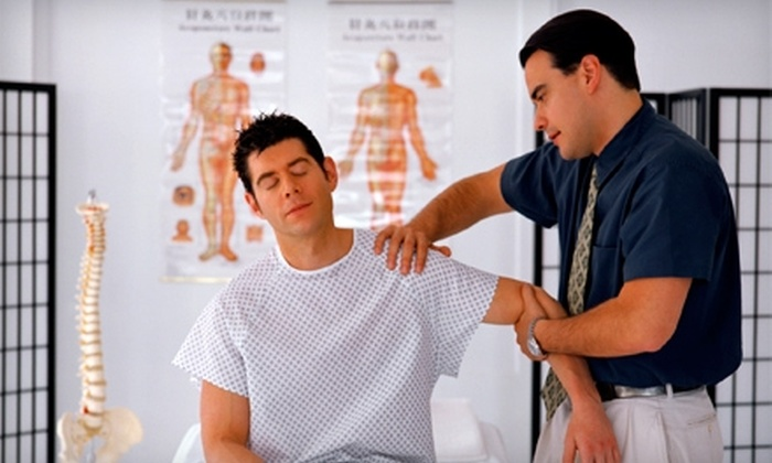 HealthSource - Tulsa: $37 for One Week of Chiropractic Services at HealthSource of Tulsa (Up to $1,679 Value)