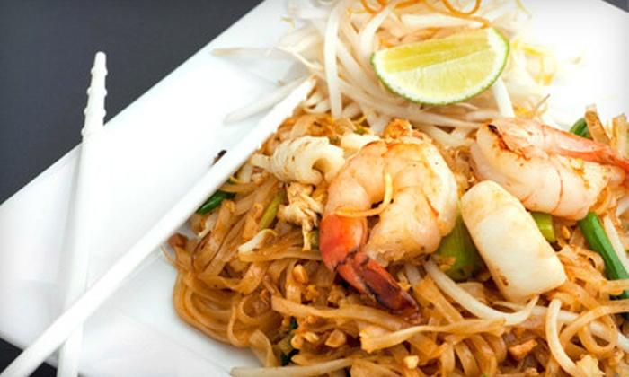 Thai Sawasdee - Lombard: $10 for $20 Worth of Thai Fare at Thai Sawasdee in Lombard