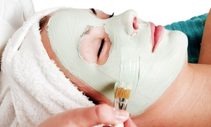 Cherie's Design Team: One-Hour Custom Facial with Optional Glycolic Peel or Deep-Tissue Massage at Cherie's Design Team (Up to 54% Off)