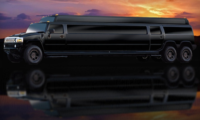 Tactical Assistance - 9, Deweese: 2.5, 5, or 8 Hours in the Mac Daddy Limousine from Tactical Assistance (Up to 88% Off)