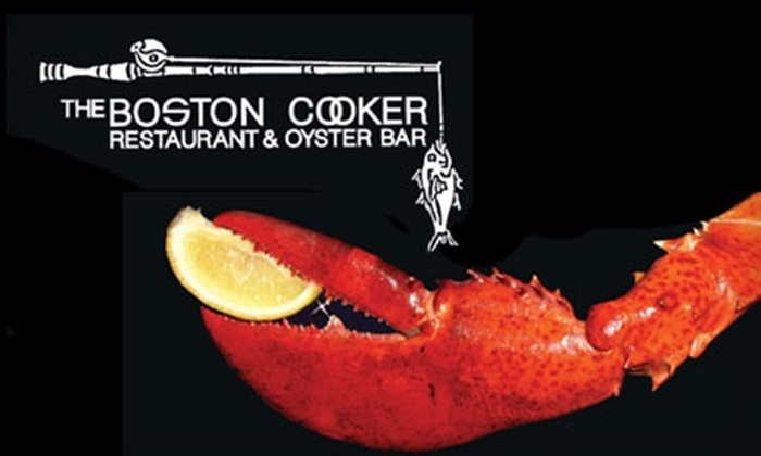 Boston Cooker - Spring Hill: $10 for $20 Worth of New England-Inspired Fare at the Boston Cooker