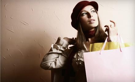 $40 Groupon to Fashion Attic - Fashion Attic in Baltimore