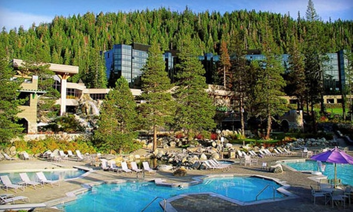 The Resort at Squaw Creek - Olympic Valley, CA: $149 for a One-Night Stay for Two at the Resort at Squaw Creek in California