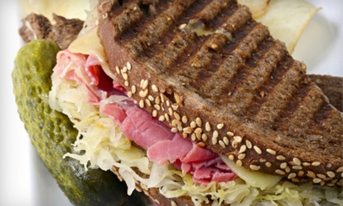 Blakely House Café and Bakery - Ocala: $7 for $15 Worth of Sandwiches and Salads at Blakely House Café and Bakery