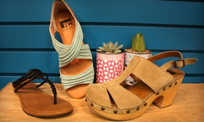 BC Footwear: $20 for $40 Worth of Shoes from BC Footwear