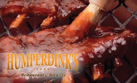 $20 Groupon to Humperdink's at 700 Six Flags Dr. in Arlington - Humperdink's in Arlington