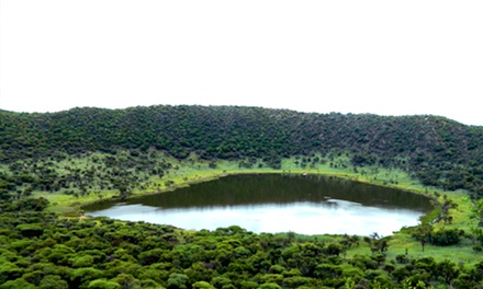 Entrance to the Ditsong Tswaing Meteorite Crater from R59 for Two (Up to 51% Off)