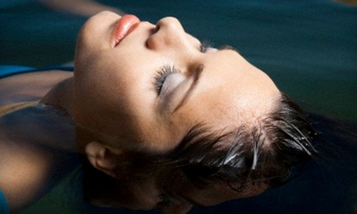 Mudra Massage - Portland: $20 for a One-Hour Sensory-Deprivation-Tank Float at Mudra Massage ($40 Value)