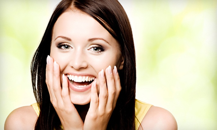 John M. Vinings, DDS - Colleyville: Take-Home or In-Office Teeth Whitening from John M. Vinings, DDS in Colleyville