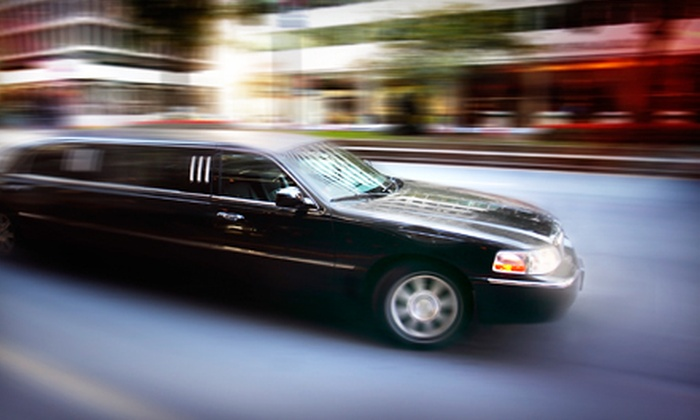 Charity Limosine - Vernon: $99 for Three Hours of Limousine Service for Up to 10 Passengers from Charity Limosine ($205 Value)