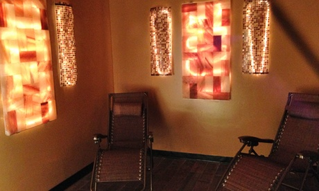 One, Three, or Five Salt-Therapy Sessions at Integrated Health Center (Up to 50% Off) df47fd45-9913-a589-824c-11ca0fe1b92c