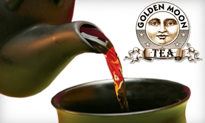 Golden Moon Tea: $27 for a Tea Palate Training Course and Supply Kit from Golden Moon Tea ($55 Value)