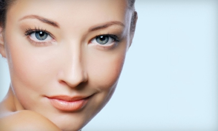 Aqua Medical Spa - Dallas: $69 for a Vitamin C Chemical Peel ($140 Value) or $55 for a Facial ($110 Value) at Aqua Medical Spa