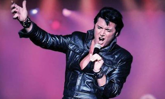 """""""The King"""" Starring Trent Carlini - Winchester: VIP or General-Admission Outing to """"The King"""" Starring Trent Carlini Elvis Tribute Show at Las Vegas Hotel & Casino (Up to 52% Off)"""