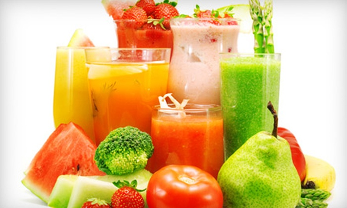 Raw Food Central - Windsor: $10 for $20 Worth of Vegan Smoothies and Snacks at Raw Food Central in Windsor