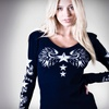 Up to 55% Off American-Made Women's Apparel