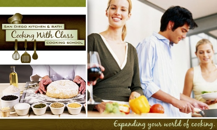 Cooking with Class - Miramar: Learn to Cook with a Cooking Class at Cooking with Class