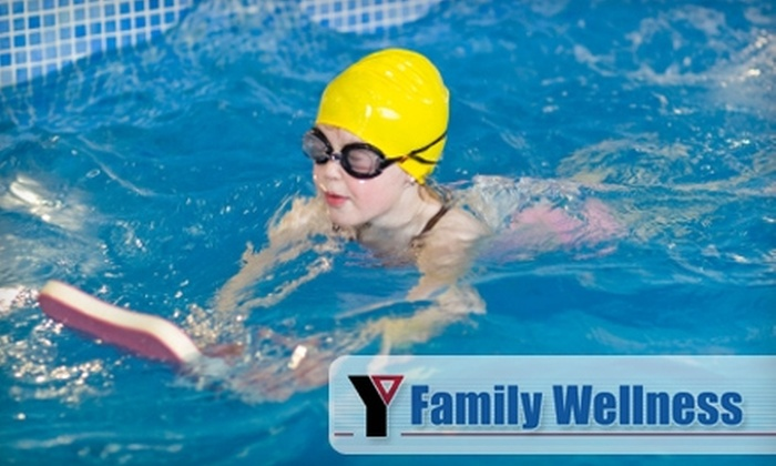 Family Wellness  - Sioux Falls: $22 for Five One-Day Passes to YMCA Sanford Family Wellness