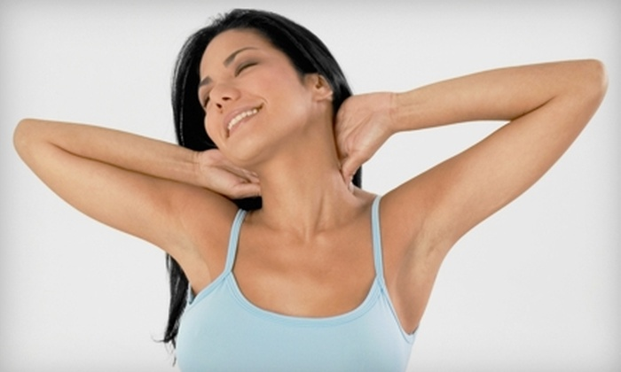 Center for Dermatology & Skin Cancer - Downers Grove: $150 for Six Laser Hair-Removal Treatments at the Center for Dermatology & Skin Cancer in Downers Grove (Up to $750 Value)