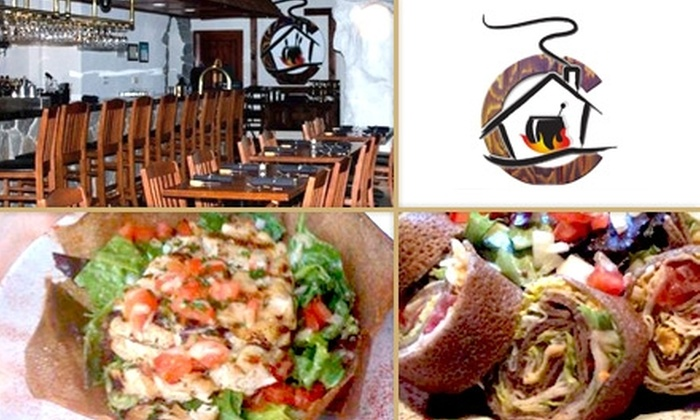 Le Chalet - West Glen Community Association: $10 for $20 Worth of Authentic French and Swiss Fare and Drinks at Le Chalet