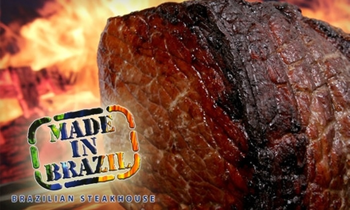 Made in Brazil Brazilian Steakhouse - Allentown: $20 for $40 Worth of Barbecue and More at Made in Brazil Brazilian Steakhouse