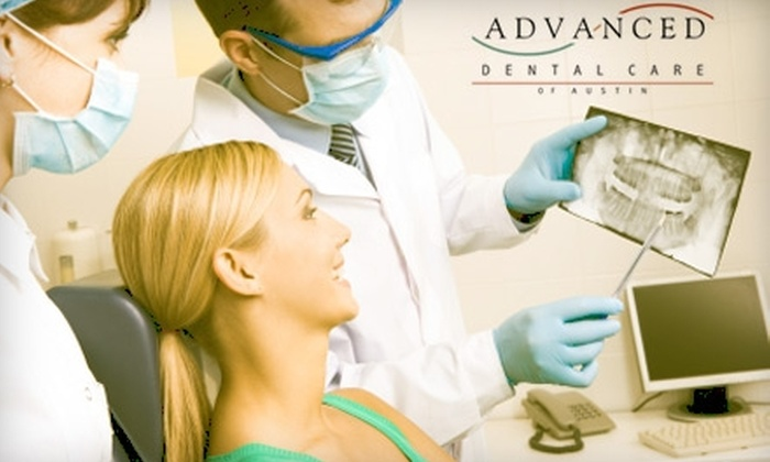 Advanced Dental Care of Austin - Milwood: $99 for Dental Exam, X-rays, and Take-Home Teeth-Whitening Kit from Advanced Dental Care of Austin